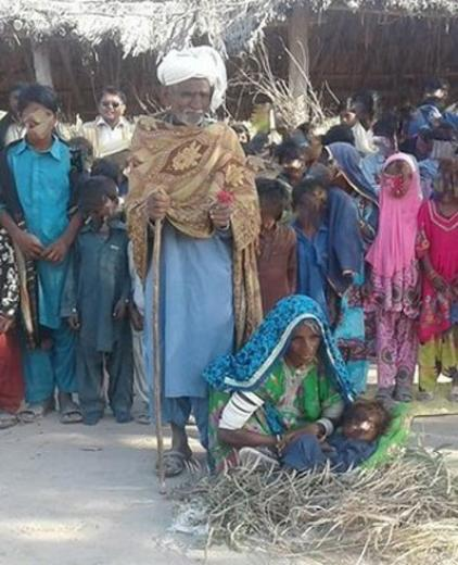 In Khipro parish (Pakistan), we started our Christmas day celebration on December 13 - Photo: Elbert Balbastro