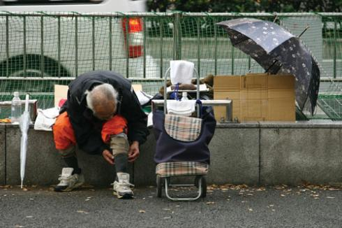 Fujisawa parish gives hope to the poor.