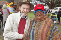 Australian Aboriginal People offer hope and reconciliation