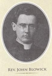 Columban founder, Fr John Blowick.