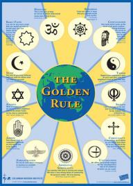 The Golden Rule Poster (Australian version)