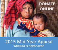Mid Year Appeal 2015