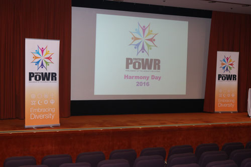 Youth Powr Harmony Day 2016