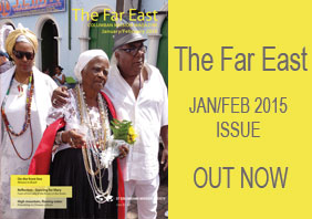 The Far East January/February, 2015