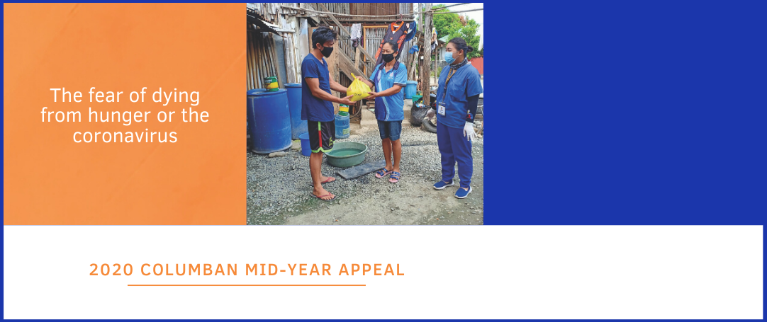 Columban Mid-Year Appeal 2020