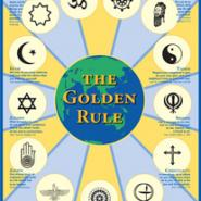 The Golden Rule - A4 Poster (pack of 25)