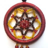 Subanen Sun Catcher – Earth